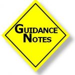 Standardisation of Guidance Notes issued under the authority of the Council – (22-07-2016)