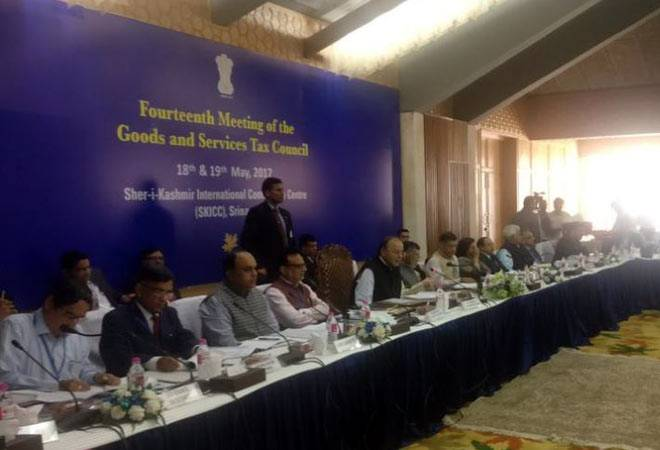 GST :  GST Council Meeting In Kashmir To Finalize Tax Rates