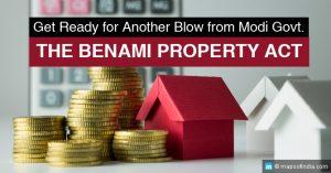 the benami property Act