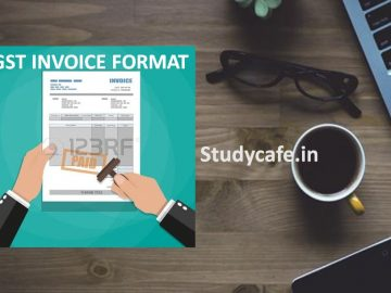 GST Invoice Rules, Invoicing Under GST, Download GST Invoice Format