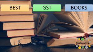 Best GST Books in India   Top 10 GST Books