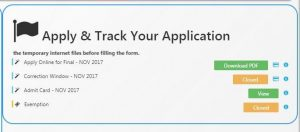 CA Final Admit Card for Nov 2017 Released by ICAI