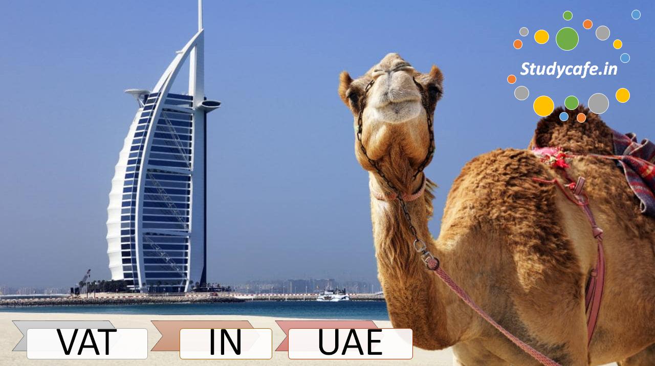 UAE VAT: VAT Applicability in Dubai