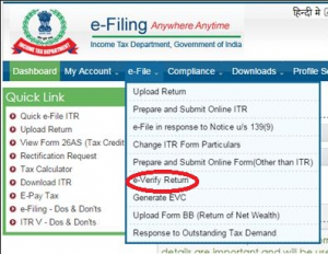 Verifying Income Tax Return made Simple & Easy!