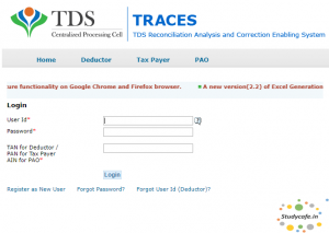 TDS Scam!! || How to check whether your Employer is depositing TDS with government! || How to Login to Income Tax Portal?