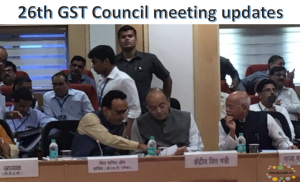 26th GST Council meeting updates : Key takeaways