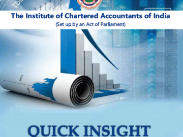 Download Quick Insight 2018 | Institute of Chartered Accountants of India