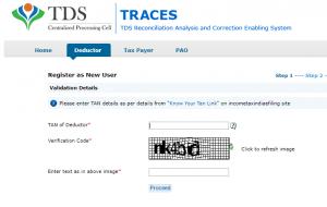 Filing TDS returns   Utilities for Filing and generating TDS returns online