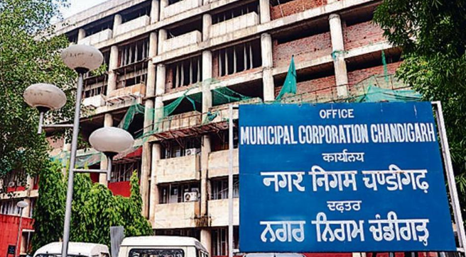 Municipal Corporation Chandigarh invites CA Firm for preparation of Balance Sheet