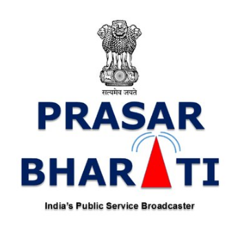 Prasar Bharti invites Account Assistant for the Auxiliary Official Works