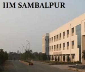 IIMSambalpur invites CA firms for conducting internal Audit