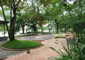 The service of maintenance of Public parks is Exempt from GST : AAR