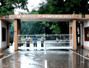 IIM Kolkata is eligible for exemption benefit given to educational institution under GST : AAR