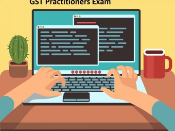 NACIN Issued Guidelines for GST Practitioners Exam