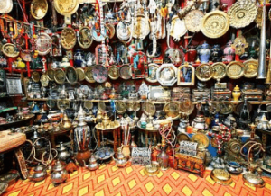 Sale of souvenirs is to be considered as a supply of goods : AAR