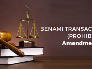 Benami Transactions Act, 2016 - Complete Overview
