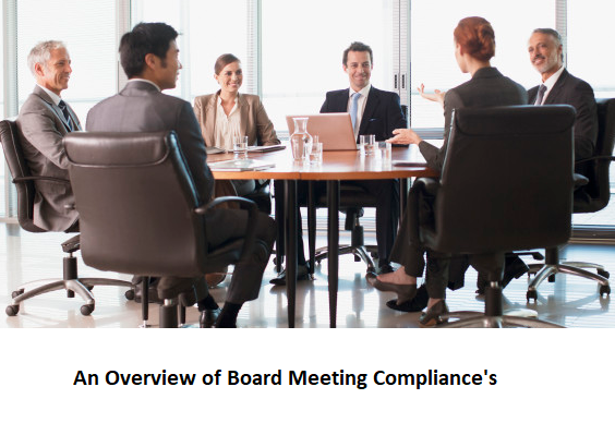 An Overview of Board MeetingCompliance's