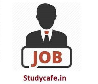 Job Vacancy Latest Job Openings on 29 December 2018