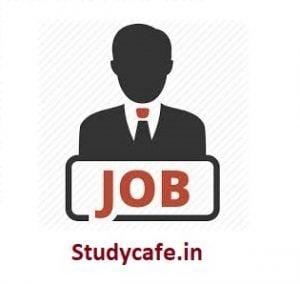 Job Vacancy Latest Job Openings on 21 December 2018