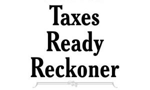 Buy Direct Taxes Ready Reckoner for A.Y. 2019-20 & 2020-21