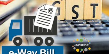 New Changes proposed in GST E Way Bill from 25.03.2019