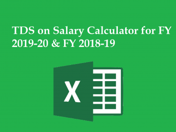 Income Tax Calculator For Fy 2018 19 Ay 2019 20 Studycafe