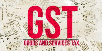 GST exemption on the upfront amount payable in installments for long term lease of plots