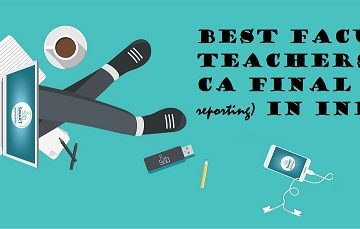 CA Final FR Best Faculties | List of Faculties for CA Final FR