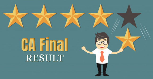 CA Final Result Analysis Past 10 Years | Ca Final May 2019 Pass Percentage