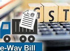 E-WAY BILL : Common Enrollment for Registered Transporters