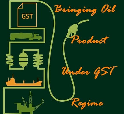 Centre rules out for bringing Oil products under GST