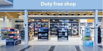 Refunds by Duty Free Shops (DFS) and Duty Paid Shops (DPS) under Custom