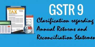 Clarification regarding Annual Returns and Reconciliation Statement