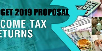 Budget proposal for expanding tax payers? base