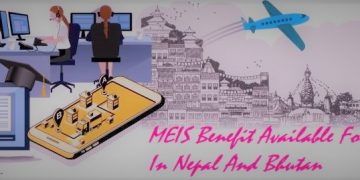 MEIS Benefit Available For Exports In Nepal And Bhutan