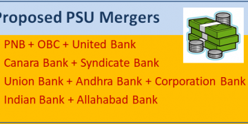 PSU Bank Merger : From 27 PSU banks in 2017, it's only 12 now in 2019