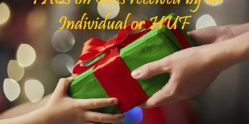 FAQs on Gifts received by an individual or HUF