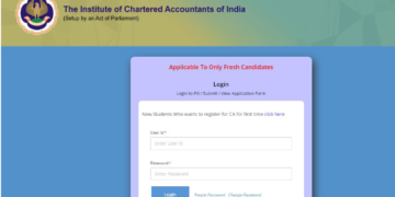 Application for Registration to Foundation Course- Discrepancy Cases