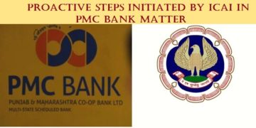 Proactive Steps Initiated by ICAI in PMC Bank Matter