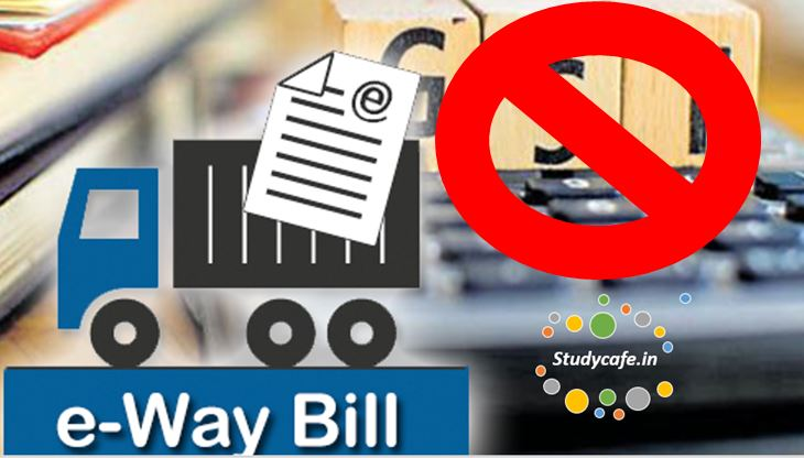 12 Basic Things you should know about : Blocking of E-waybill generation