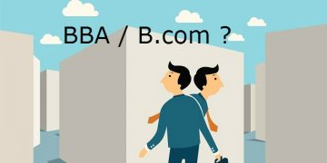 What Is The Best Option After 12th In Commerce? BBA or B.com