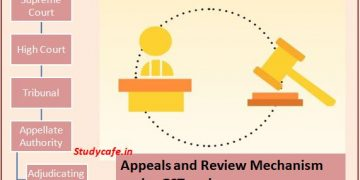 Appeals and Review Mechanism under GST regime