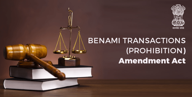 Prohibition of Benami Property Transactions (1st Amendment) Rules 2019