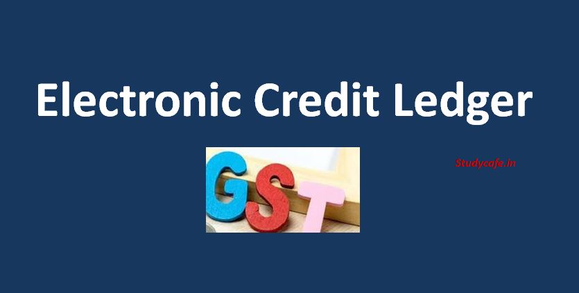 Restriction on using of ITC credit available in Electronic Credit Ledger