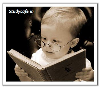Develop habit of reading from bare Act