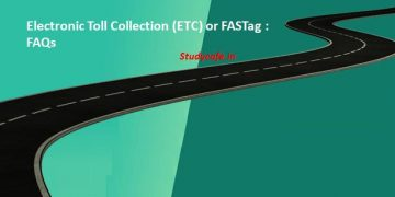 Electronic Toll Collection (ETC) or FASTag : FAQs