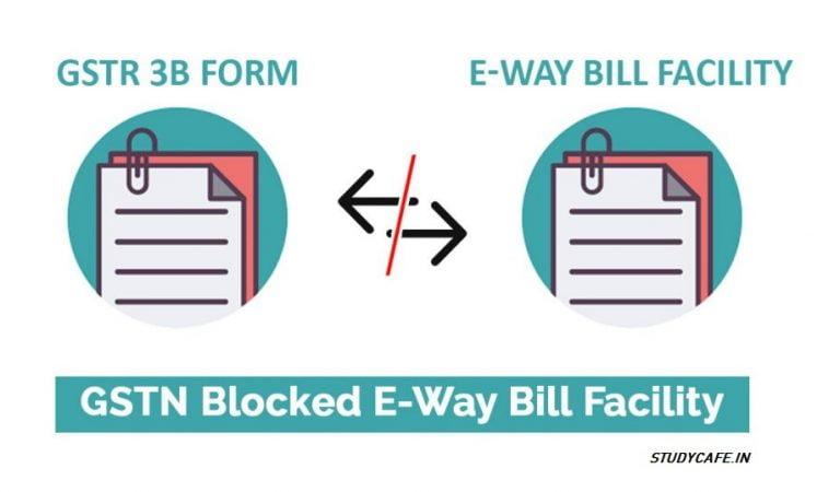 Unblocking of EWB generation facility