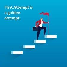 First Attempt is a golden attempt