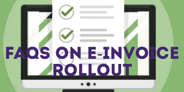 FAQS on E-Invoice Rollout