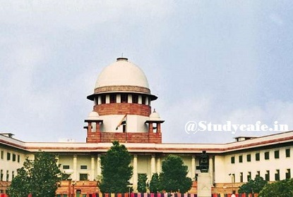 Change of address in PAN database is must in case of change in address of taxpayer – SC